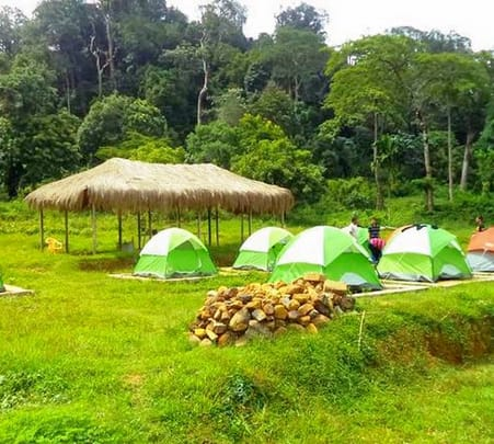 Camping in Coorg with Adventure Activities Flat 12% off