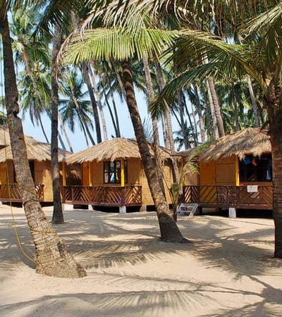 Beach Stay At Sevas Huts In Goa