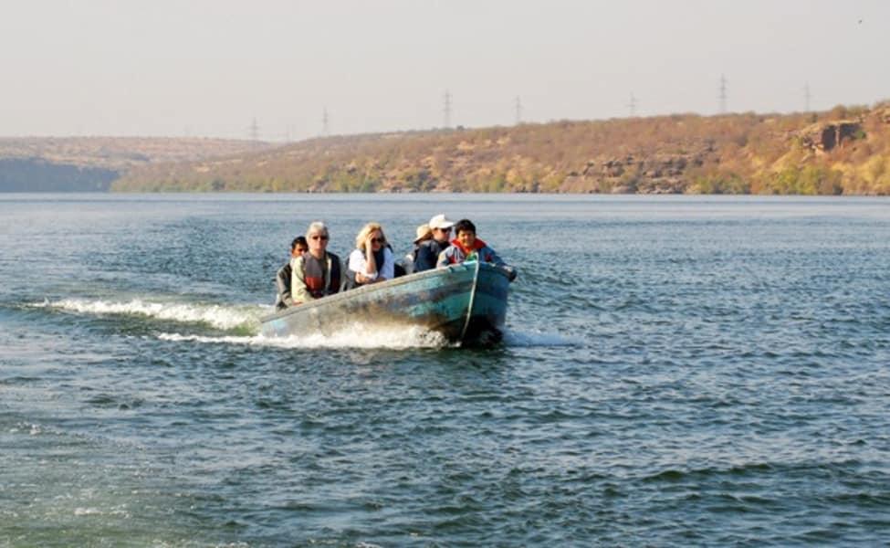 Chambal River Safari In Kota