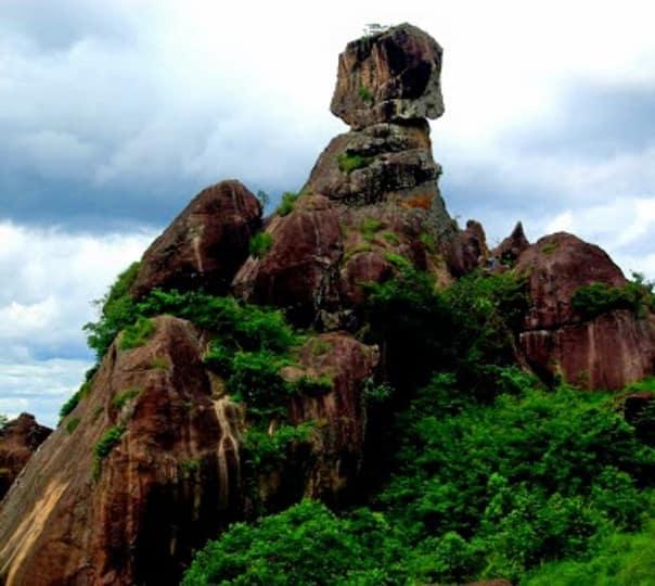 Visit the Phantom Rock in Wayanad