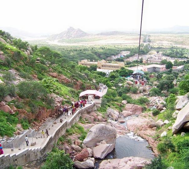 Trekking to Vashtanji