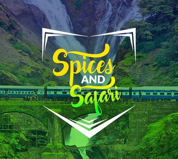Dudhsagar Falls and Spice Plantation Full Day Tour