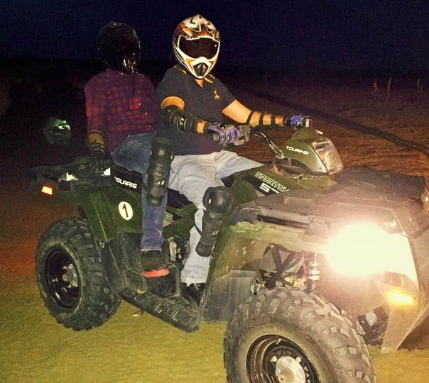 Day Out for Adventure Activities in Jaipur