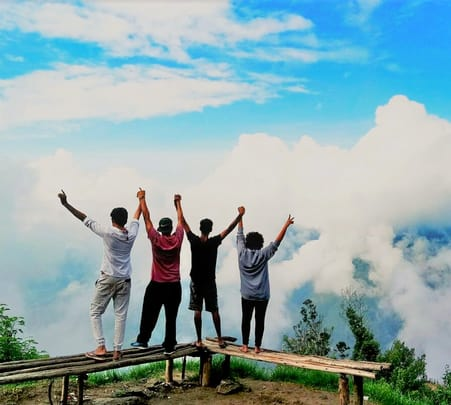 Camping at Top Station, Munnar Flat 40% off