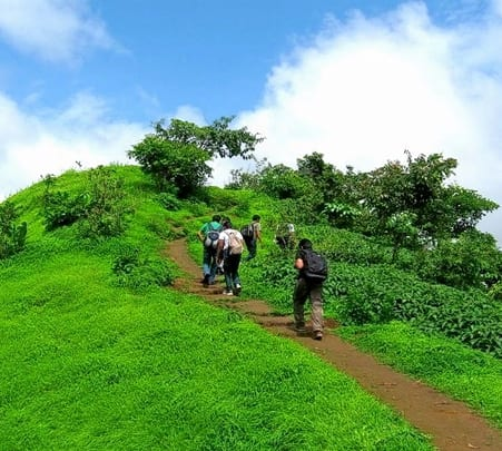 Trek to Tikona Fort from Pune @ 899 Only
