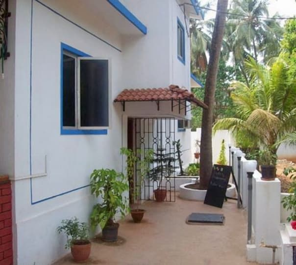 Overnight Stay at Baga Villa B&b in Goa