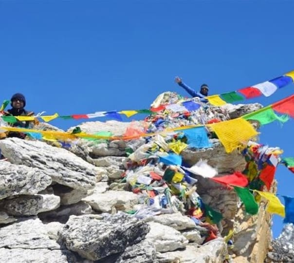 Trek To Everest Base Camp, Nepal
