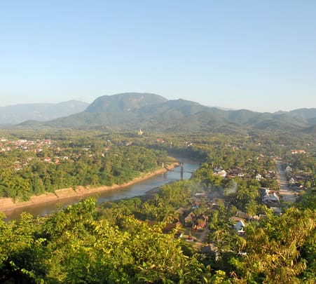 Full Day Luang Prabang Heritage Sightseeing Tour