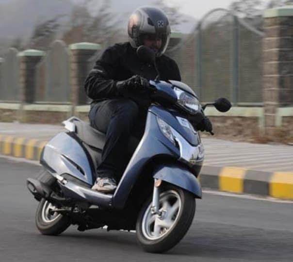 Rent an Activa in Bir, Billing and Barot