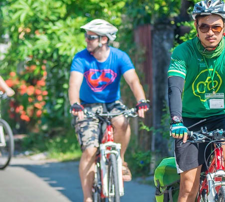 Biking Trip to Historic City of Chiang Mai