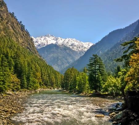 Trek to Rasol from Kasol, Himachal Pradesh