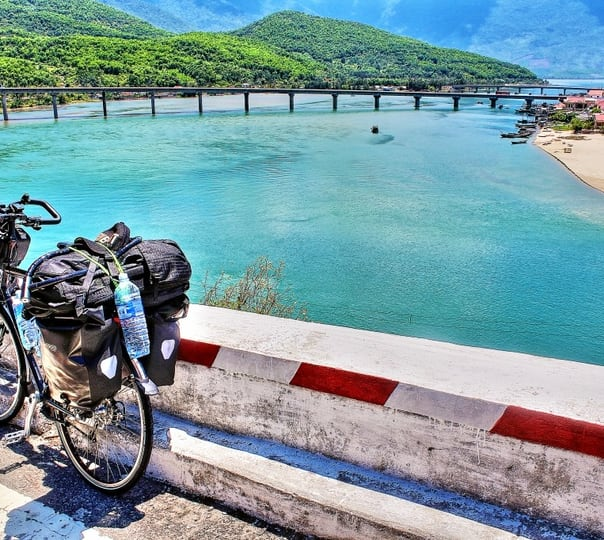 Danang Countryside Cycling Day Tour in Vietnam