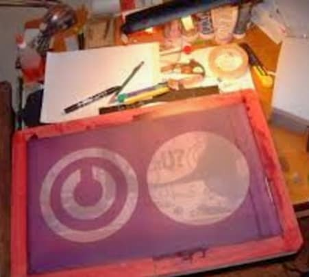 Screen Printing in Goa