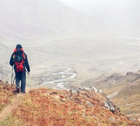 Great Lakes of Kashmir Trek 2018