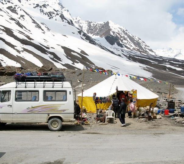 Trekking and Camping Tour to Dev Badyogi