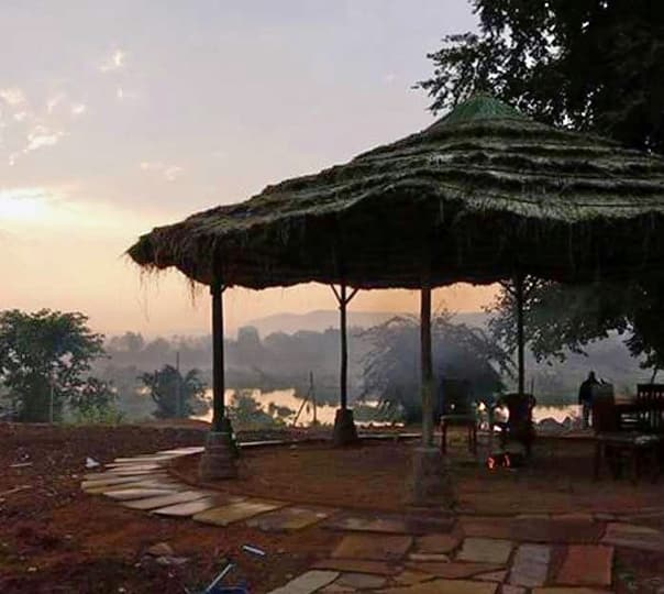 Stay in Wildlife Cottages at Panna