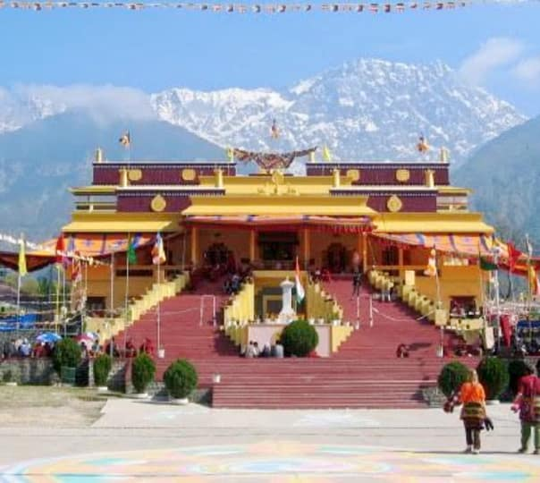 Sightseeing Tour of Himachal Pradesh with a Visit to Dalhousie and Dharamshala