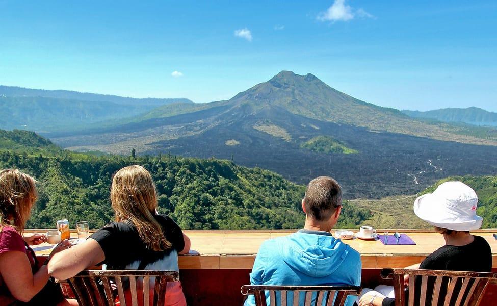 Hasil gambar untuk Kintamani mountain view
