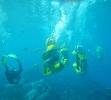 Bond Safari Scuba Diving, Kovalam Flat 10% off