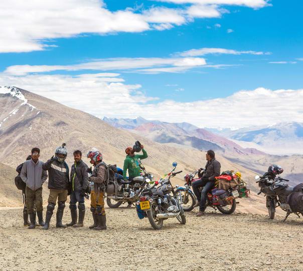 Leh Ladakh Bike Trip 2018