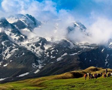 Sar Pass Trek 2019, Himachal Pradesh