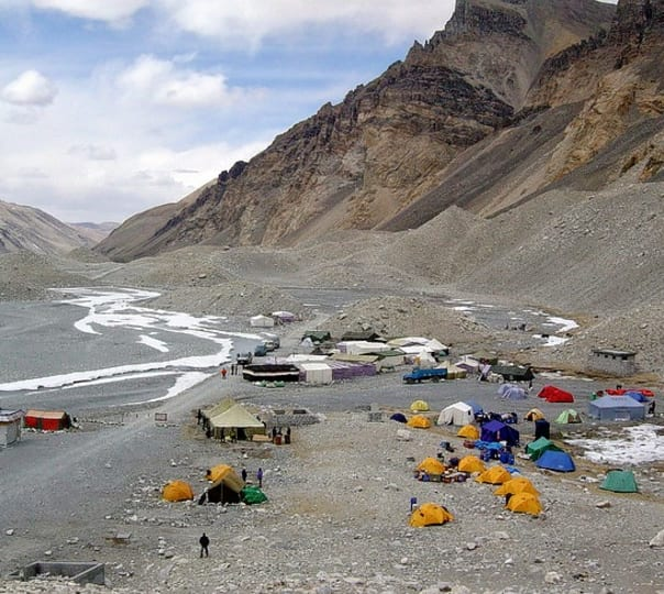 11 Day Tour From Lhasa to Mount Everest Basecamp