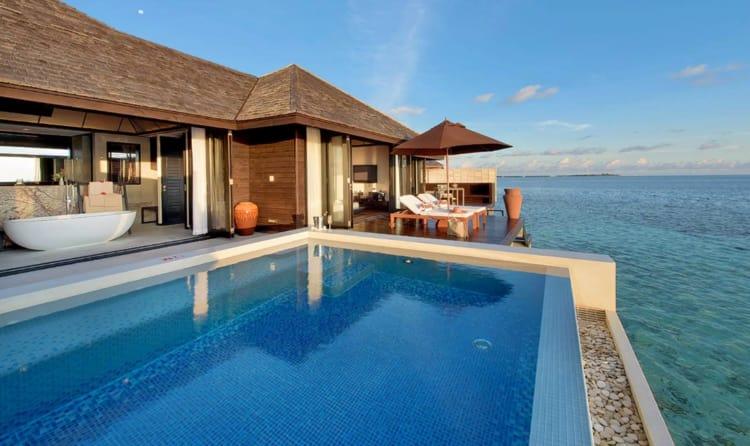 36 Best Water Villa In Maldives For Honeymoon