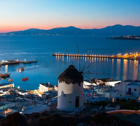 8 Day Tour of Greece