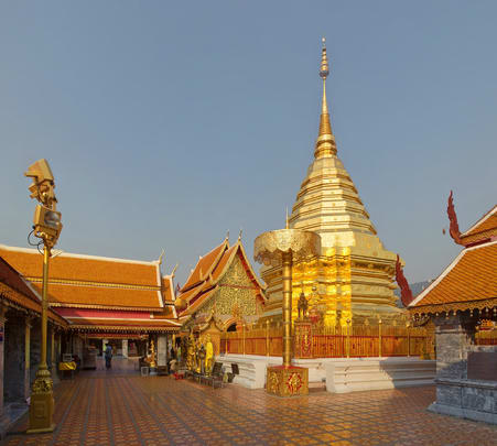 Doi Suthep and Meo Village Tour in Chiang Mai