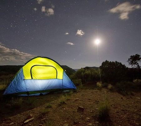 Camping near Pawna Lake, Lonavala