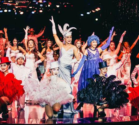 Calypso Cabaret Show Bangkok Flat 30% off