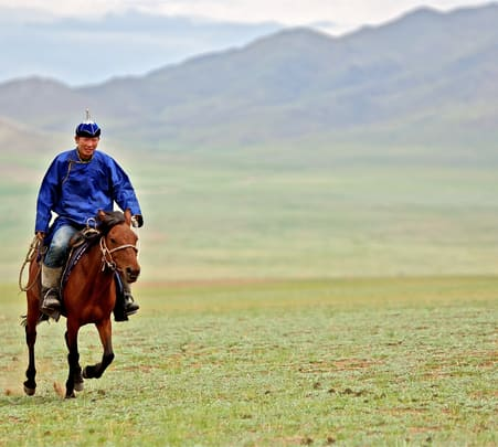 Tour of Western Mongolia