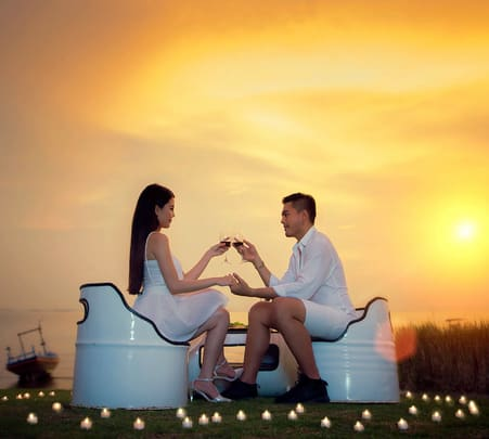 5 Nights Romantic Escapade to Bali with Water Activities