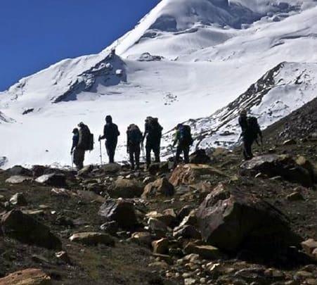 Auden's Col Trek, Uttarakhand