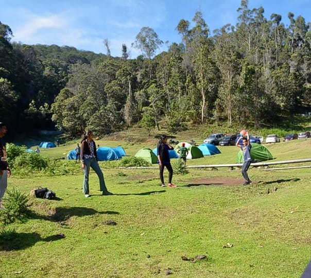 Mountain Camping and Trekking in Kodaikanal