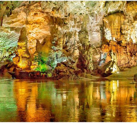 Trip to Phong Nha Caves