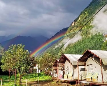 Kasol Camping Experience Flat 34% off