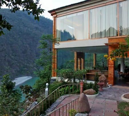 Getaway in Rishikesh For Perfect Rejuvenation