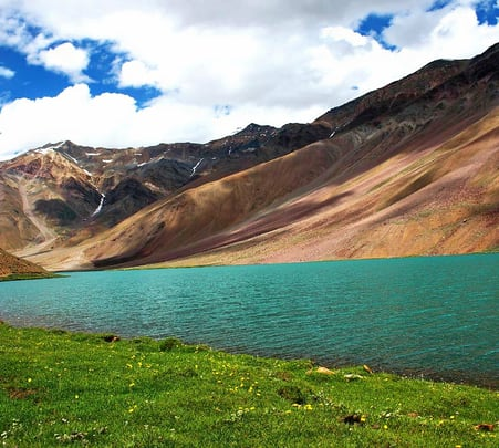 Left Bank Trek in Spiti, Himachal Pradesh