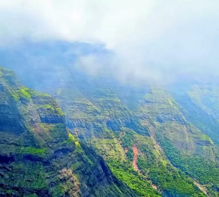 Camping and Rappelling with Harishchandragad Trek in Malshej Ghat