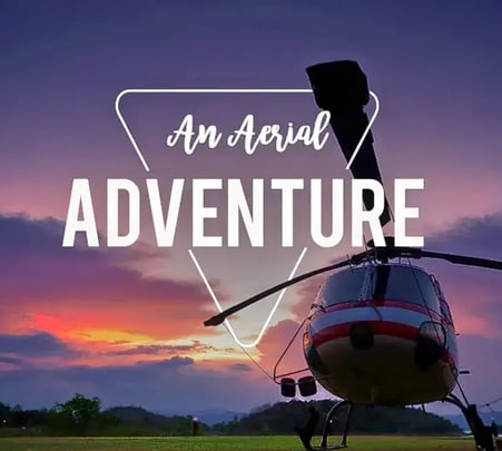 Helicopter Joyride in Delhi-flat 23% off