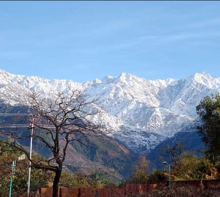 McLeodganj Getaway with Dhauladhar View Flat 30% Off