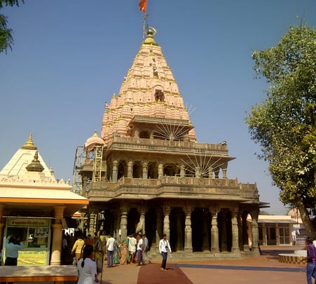 Visit Two Jyotirlinga Temples in Madhya Pradesh