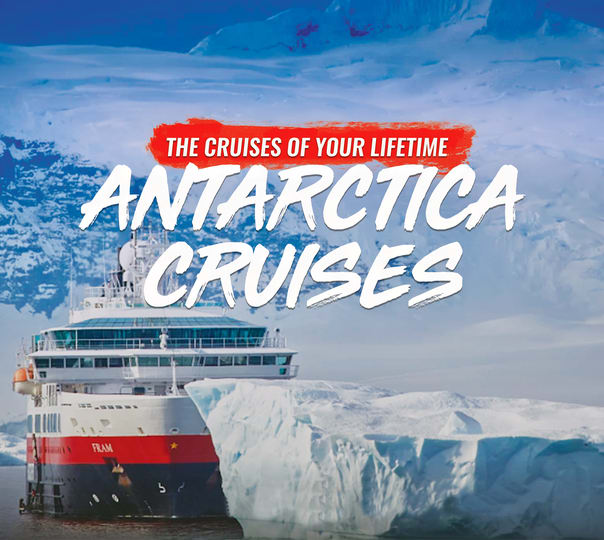 Antarctica Cruises with Polar Plunge and Kayaking