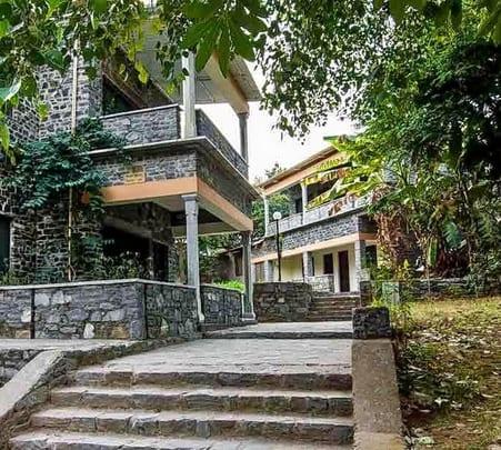 Stay in Resort at Ranakpur
