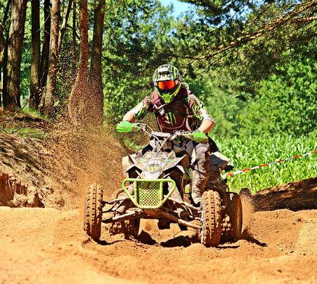 Atv Ride on Rocky Trail, Manali