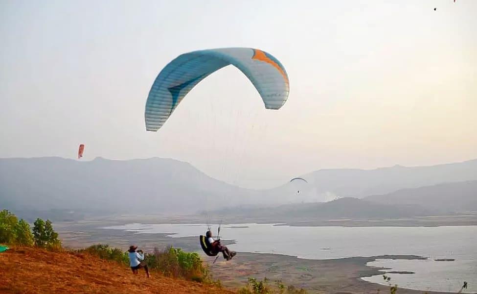 b1ebade7 Paragliding In Kamshet | Thrillophilia