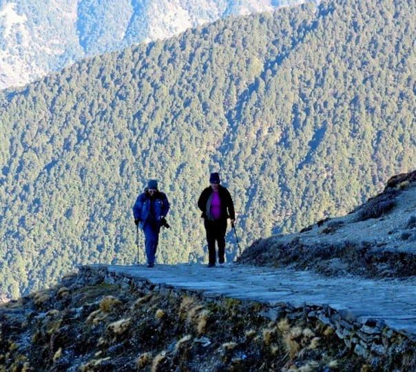 Kalpeshwar, Rudranath & Tungnath Trek