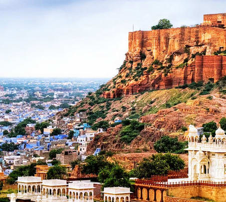 Morning Heritage Tour at Jodhpur