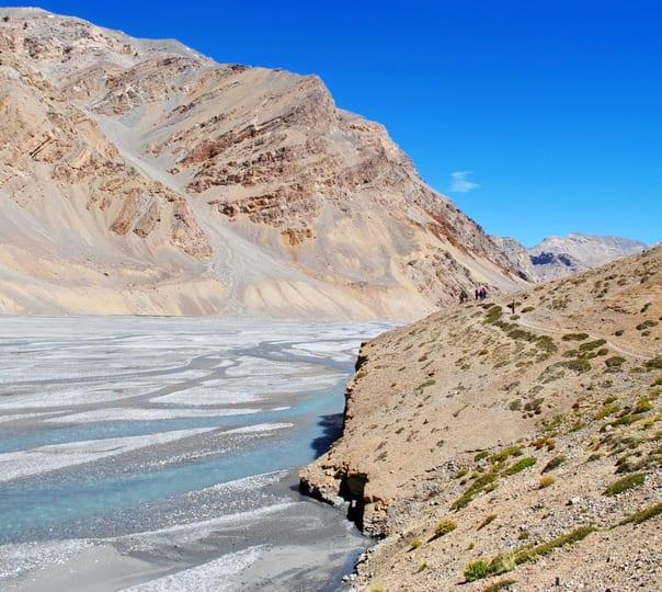 Parang La Trek, Ladakh 2018